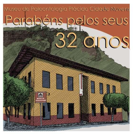 32 anos do Museu de Paleontologia Plácido Cidade Nuvens